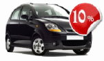 10 % Discount For Renting a Month Rent Car Egypt